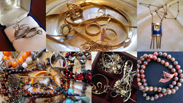 Gold and Jewelry Fairfax and Page Estate Sales