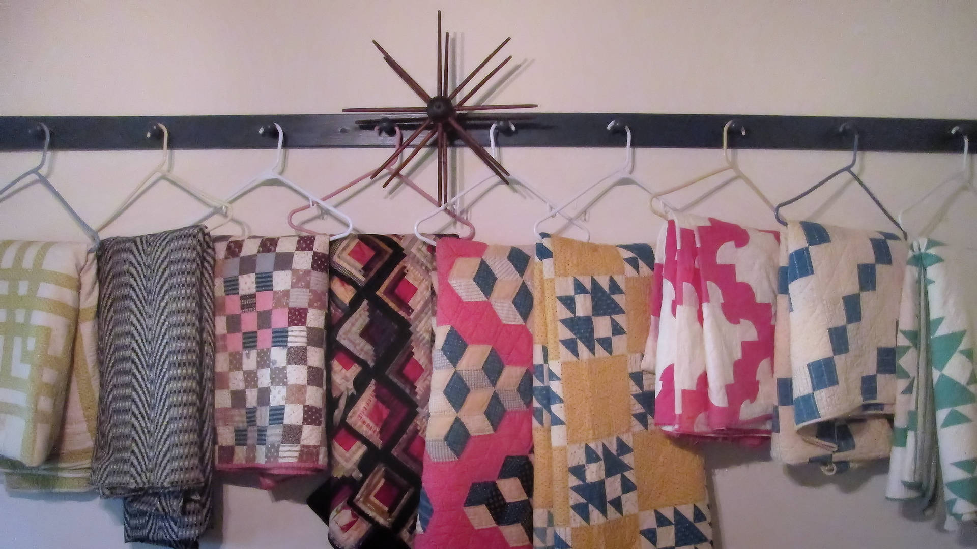 Quilts Fairfax and Page Estate Sales