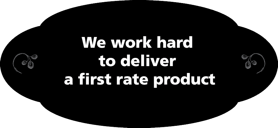 We work hard to deliver a first rate product at Fairfax and Page Estate Sales